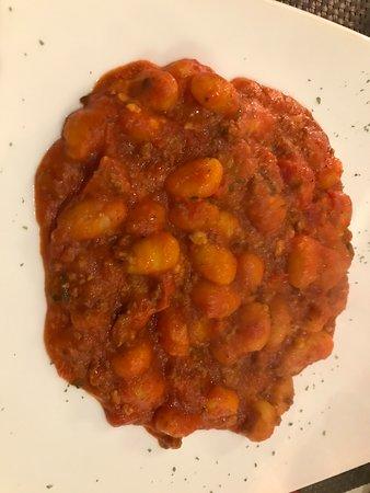 Barcollo Oscar: Gnocchi bolognese