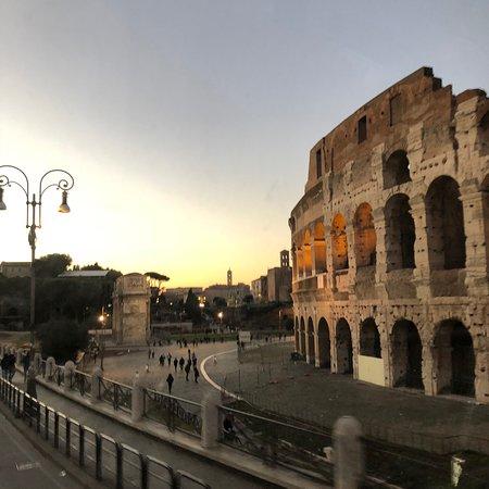 Roma, Italia: Hop-on-hop-off