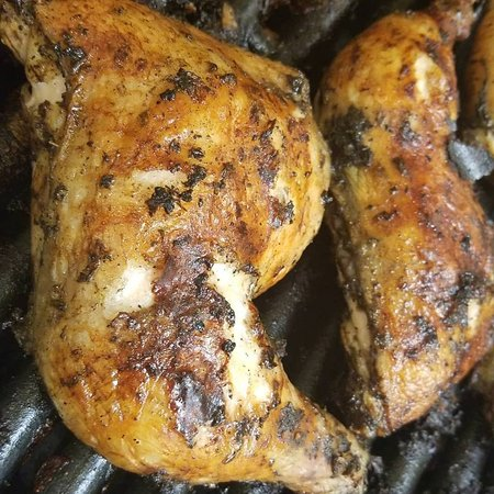 Island Spice Jerk House: Our Jerk Chicken is very Delicious!