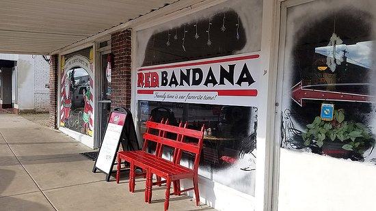 Red Bandana Restaurant Sulphur