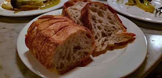 Even the bread is world-class, from Sea Wolf Bakery.