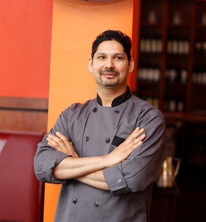 Chef Ram.