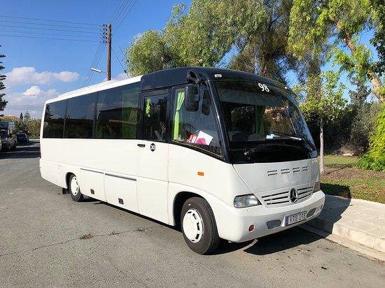 Volan Minibus Cyprus