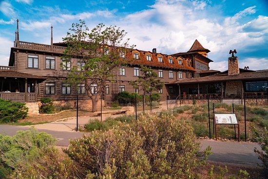 El Tovar Hotel, hoteles en Parque Nacional del Gran Cañón