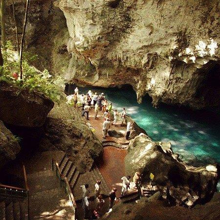Excursión Santo Domingo Cueva de los 3 Ojos