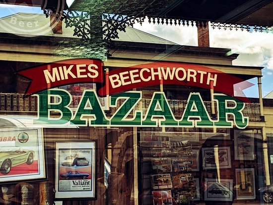 Mike's Beechworth Bazaar