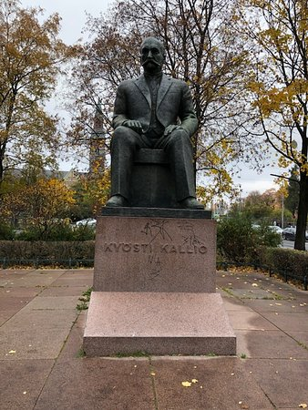 Parliament of Finland: Kyosti Kallio fourth president of Finland