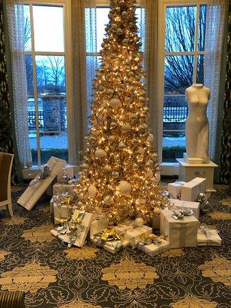 So beautiful for Christmas