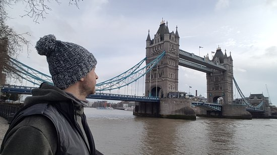 Puente Tower Bridge: Europa Marzo 2018
