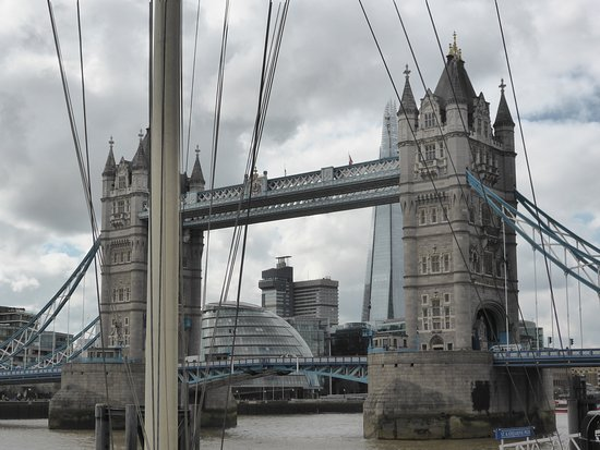 Puente Tower Bridge: Cartoline da Londra