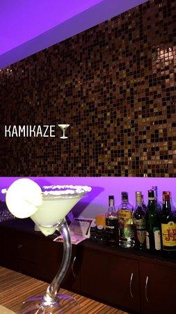 Korce County, Albania: Kamikaze cocktail