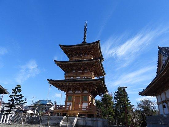 Enkyoji Temple