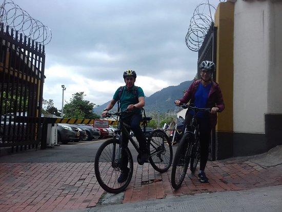 Bogota, Kolombia: Saindo para um ótimo passeio!