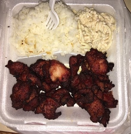 KJ's Local Grindz: Burnt Mochico Chicken, and pissed off people.