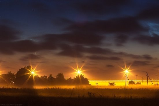 """Kaliningrad, Russia: """"Ночной обзор"""""""