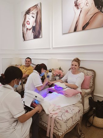HAPPINESS AT PRIVE NAILS ! We are #1 in Vietnam thanks to you !