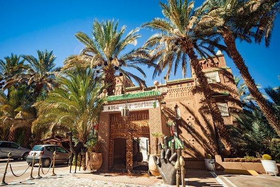 Riad Dar Sofian: L'entrée du Riad