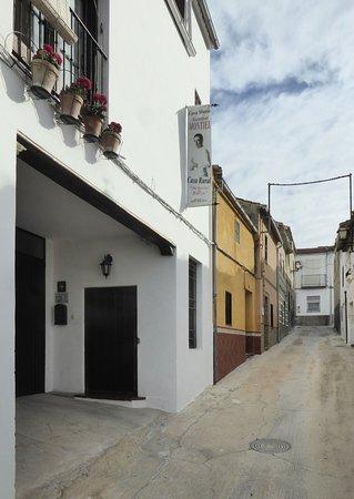 Begijar, Spain: Entré