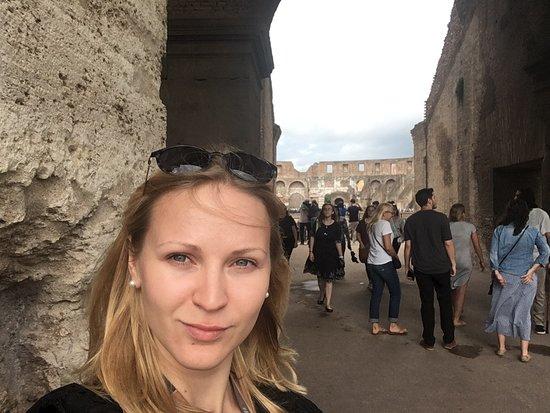 Roma, Italia: Coliseum, amazing energy place