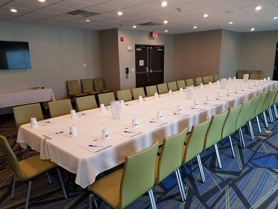 Donaldsonville, LA: Meeting room