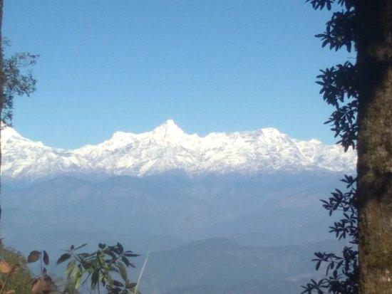Binsar, India: Pariyadeva Pashan