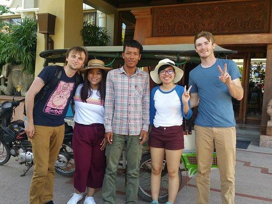 Tuktuk Angkor Tours