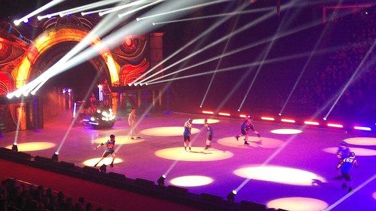 Blick Aus Loge 3 Bei Elton John Konzert Bild Von Tui Arena