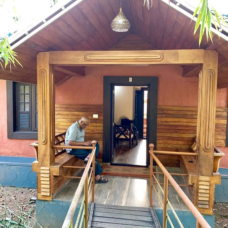 Payyanur, Indien: Just love this resort out of nowhere - perfect weekend getaway !