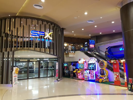 ‪SFX Cinema - Central Pattaya Beach‬