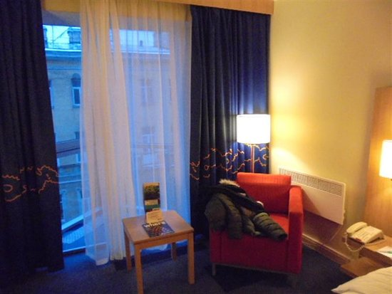 Park Inn by Radisson Nevsky St. Petersburg Hotel: agreable chambre