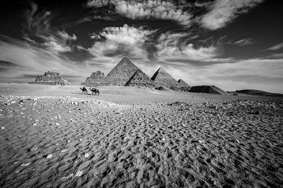 The Pyramids - Giza - Egypt