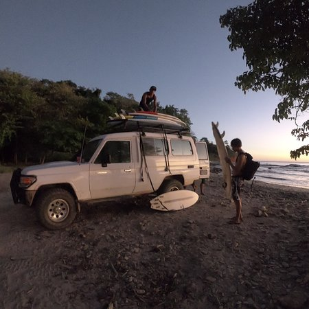 Playa Maderas Photo