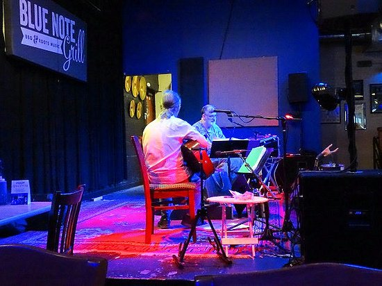 The Blue Note Grill: live music