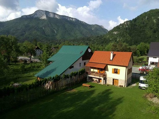 Brod na Kupi, Chorwacja: Holiday house Luka, Guce Selo, Gorski Kotar, Croatia