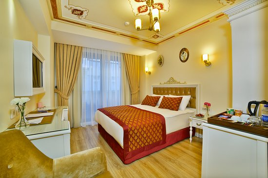 Yilsam Sultanahmet Hotel: double room / for two person