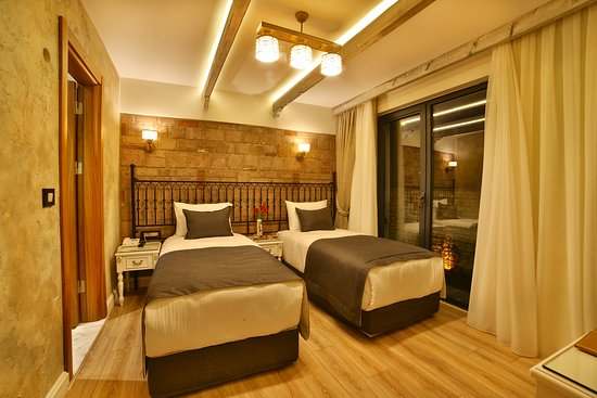 Yilsam Sultanahmet Hotel: Family room / garden view