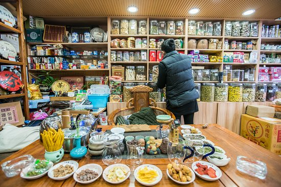 Authentic Local Food Tour in Central Shanghai: Tea tasting