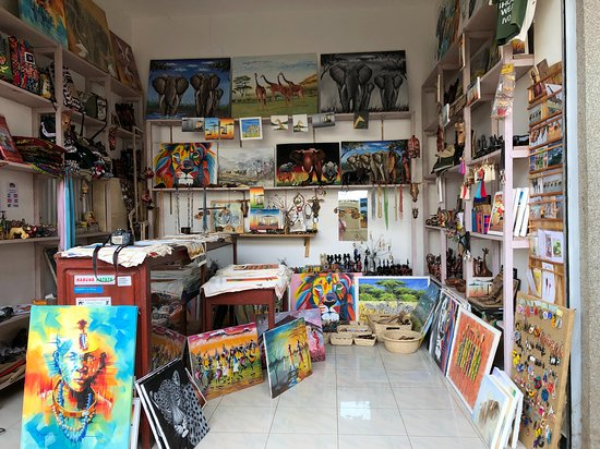 Mama Africa Giftshop