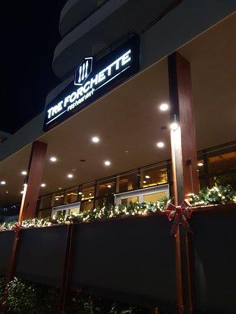 Tre Forchette Restaurant