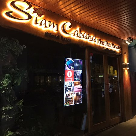 Siam Cabana Fine Thai Massage