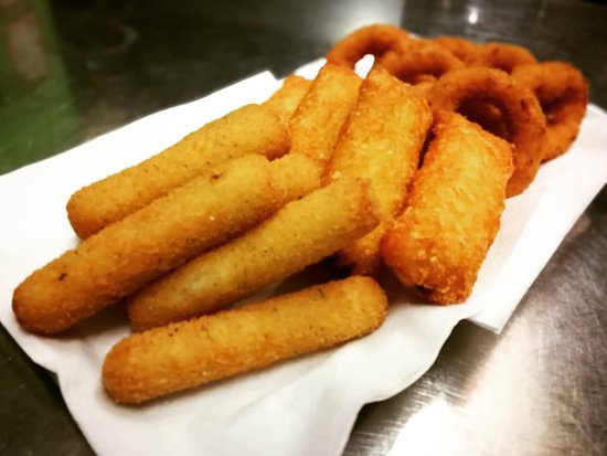 Obic: il nostro mix di fritti --- Our deep fry mix