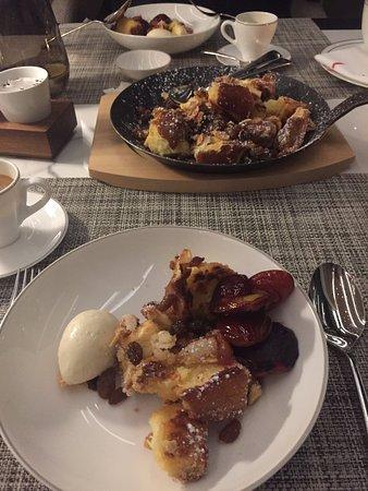 Parkview: Das Dessert....