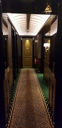 Maison Albar Hotels Le Monumental Palace: Hall de acesso aos Quartos