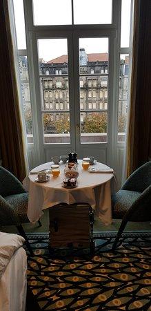Maison Albar Hotels Le Monumental Palace: Vista Aliados