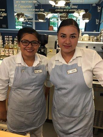 Finest Playa Mujeres: Sweet Shoppe Girls - Kathya and Anahi