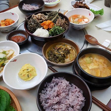Taerim Mountain Chaejeongsik