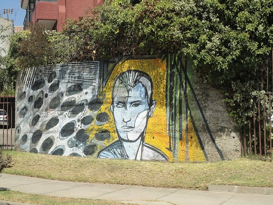 Cerro Recreo Mural