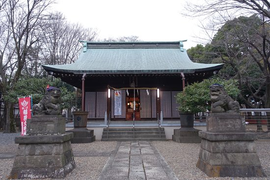 Toda, Japan: 新曽氷川神社
