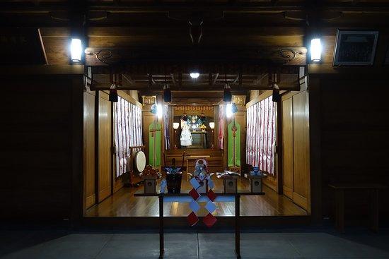 Niizo Hikawa Shrine : 新曽氷川神社