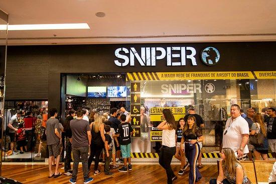 Sniper Barra